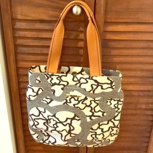 TOUS Kaos Tote Bag / like NEW Condition!